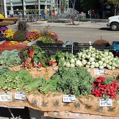 Madison, WI: Dane County Farmers' Market | Food & Wine