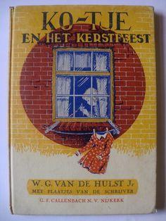 W.G. Van de Hulst Jr .Ko~tje en het Kerstfeest.