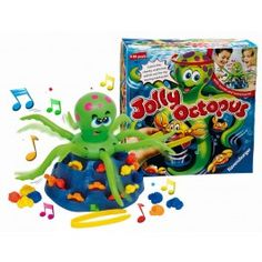 Jolly Octopus Game $21.99
