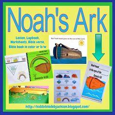 Bible Fun For Kids: Genesis: Noah's Ark