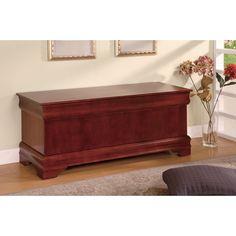 Coaster Furniture Cedar Chest - Warm Brown - 900022