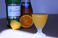 Paradise Cocktail: sweet and fruity