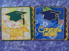 Carol's Cards: graduation, cricut, girls