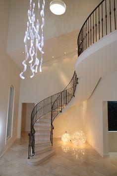 claudia lujan escaleras originales diseo de escaleras entrada puertas del pasillo de escalera barandillas de escalera barandilla winding staircases