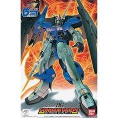 059430 1/144 Gundam Griepe Gundam Wing G-Unit HG