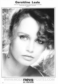 GERALDINE LEALE - 1986*
