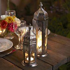Moroccan Lantern Range
