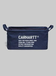 Shop the Carhartt WIP Mission Basket from the offical online store. | Largest selection | Shipping the same working day.