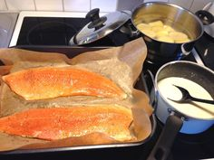 Hot Dog Buns, Hot Dogs, Rainbow Trout, Deli, Seafood, Food And Drink, Bread, Fish, Recipes