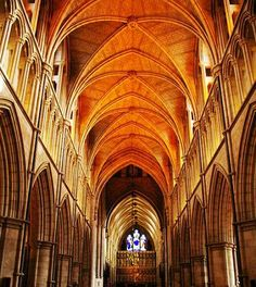 One of London's best loved attractions, and a short walk away. Southwark Cathedral, Cathedral Church, Altar, London Attractions, Amazing Buildings, London Bridge, Interior Photo, Place Of Worship, Ancient Architecture