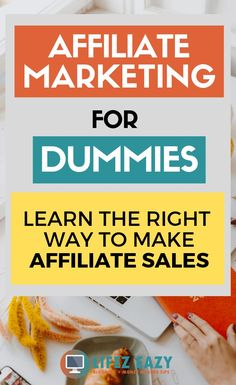 Affiliate Marketing for beginners guide - Learn the exact steps to make affiliat. Affiliate Marketing for beginners guide - Learn the exact steps to make affiliat. Affiliate Marketing, Marketing Program, Affiliate Websites, Make Money Blogging, Make Money Online, How To Make Money, Earn Money, Blogging Ideas, Online Earning