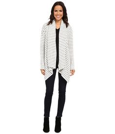 Culture Phit Rylee Striped Cardigan
