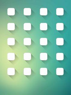 App / Icon Skin Wallpaper