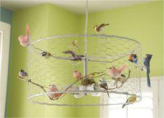 LET'S STAY: Cool Birdcage Lamps Vinatge Birdcage Lanterns