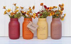 artist Inspired by a Change of Seasons  #fall #autumn #decorating idea