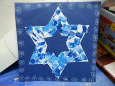 יצירה ליום העצמאות בקרעי נייר Arts And Crafts Projects, Diy And Crafts, Crafts For Kids, Israel Independence Day, Jewish Crafts, Bible Story Crafts, Sunday School Crafts, Holidays And Events, Holiday Crafts