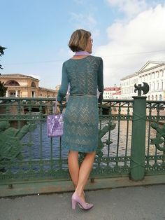Ravelry: inchi's Dress a la Alberta Ferretti