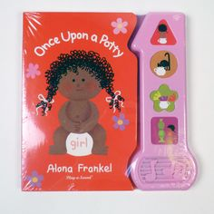 Once Upon A Potty - African American Girl