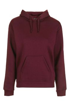 Topshop Basic Hoodie—looks amazingly comfy but can I justify paying for something slouchy...