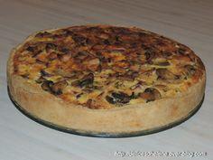 Tarte champignons-poulet (4)