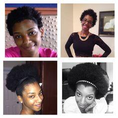 4C Natural Hair Journey | Jasmine