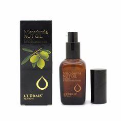 50 ML Balsamo Per Capelli 100% Pure Marocchino Olio di Argan Olio di Noce di Macadamia Cura Dei Capelli Trattamento Del Cuoio Capelluto