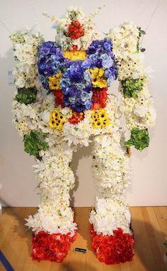 flower Transformer