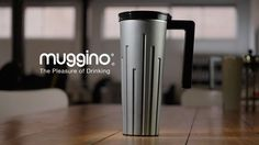 Muggino The First Real Smart Mug Indiegogo
