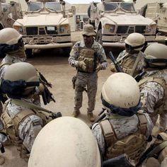 Arabische Kriegskoalition gegen ISIS , Dez 2015- unter Führung Saudi Arabiens