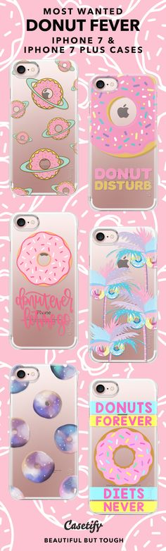 """""""Donut Worry, Be Happy!"""" 