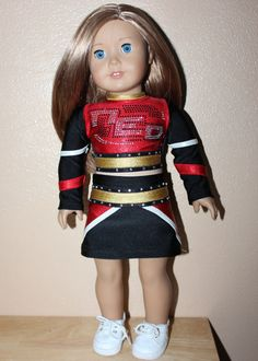 American girl cheer outfit  at http://www.etsy.com/listing/122591126/neo-cheer-outfit-for-american-girl-doll