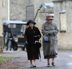 Downton Abbey Season 4 On Location