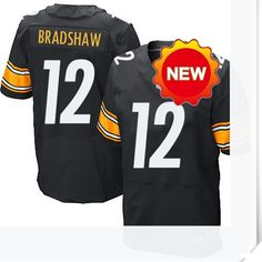 $66.00--12 Terry Bradshaw Jersey - Nike Pittsburgh Steelers NFL Jersey,Free Shipping! Buy it now:http://is.gd/47HjOx