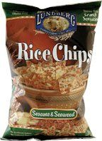 Lundberg Rice Chips Sesame and Seaweed -- 6 oz Find out more about the great product at the image link.