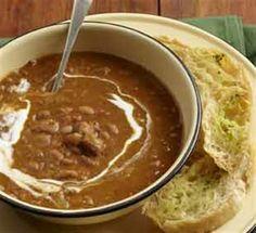 Spek-en-bonesop Halogen Oven Recipes, South African Recipes, Ethnic Recipes, Cooking Recipes, Healthy Recipes, Healthy Food, Bean Soup, Food To Make, Food And Drink