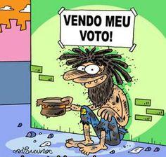 Vendendo voto   Mendigo eleitoral #voto #eleiçao #politica  http://w500.blogspot.com.br/