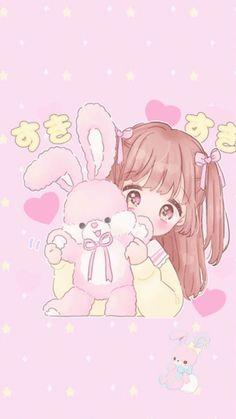 Kawaii anime, kawaii anime girl ve kawaii chibi. Kawaii Anime Girl, Art Kawaii, Arte Do Kawaii, Manga Kawaii, Loli Kawaii, Cute Anime Chibi, Kawaii Chibi, Anime Art Girl, Manga Anime