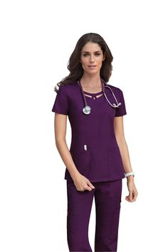 #scrubs #dickies #fall2013 Scrubs Uniform, Lab Coats, Medical Uniforms, Scrub Life, Uniform Design, Medical Scrubs, Caregiver, European Fashion, Dentistry
