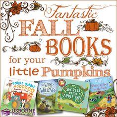 Usborne Books & More Consultant, Alicia Garcia P4312.myubam.com Ah, fall, my…