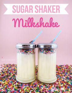 Sugar Shaker Milkshake
