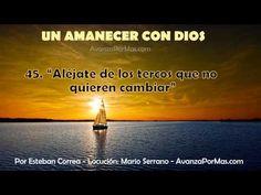 45   ALÉJATE de Los Tercos Que No Quieren Cambiar   Mensajes Cristianos ...