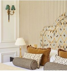 Get interior design inspiration and interior decorating ideas from Brian Paquette Interiors, a Seattle interior design firm. Interiores Art Deco, Style Deco, Interior Plants, Beautiful Bedrooms, Interior Design Inspiration, Cheap Home Decor, Home Remodeling, Interior Decorating, Bedroom Decor