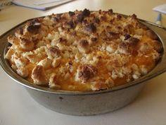Miss Townmouse: Sweet potato pie recipe