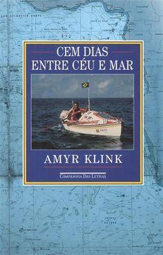 Livro - Cem dias entre Céu e Mar.