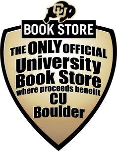 The CU Book Store University Of Colorado 41af8942e500c