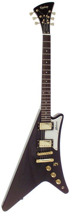 A Gibson Moderne - Very Rare