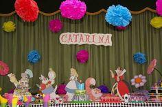 Decoração Alice No País Das Maravilhas Festa Infantil (Outros) a BRL 550 em PrecioLandia Brasil (771djk)
