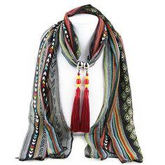 [$8.99 save 56%] Amazon Lightning Deal 72% claimed: Ysiop Women Chiffon Geometric Scarf Necklace Vintage Bohemia... #LavaHot http://www.lavahotdeals.com/us/cheap/amazon-lightning-deal-72-claimed-ysiop-women-chiffon/141351?utm_source=pinterest&utm_medium=rss&utm_campaign=at_lavahotdealsus