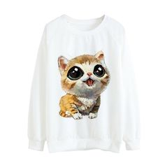 Women  Cartoon Kawaii Owl Print Hoody Harajuku Thin Pullover Hoodies Girls Tracksuit Long Sleeve Sweatshirts WOW Get it here