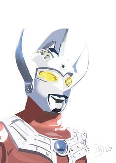 Ultraman Taro by Onore-Otaku on DeviantArt